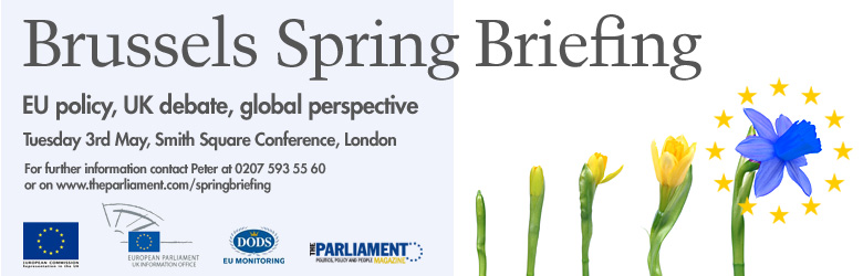 Brussels Spring Briefing