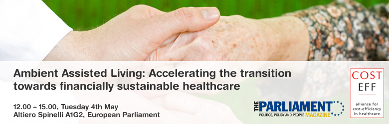 Ambient Assisted Living: Accelerating the transition towards financially sustainable healthcare