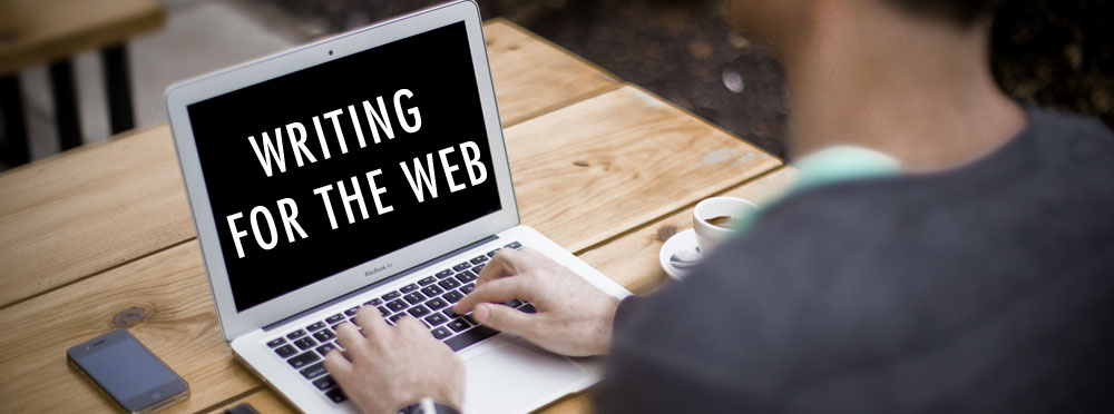 Writing for the web workshop