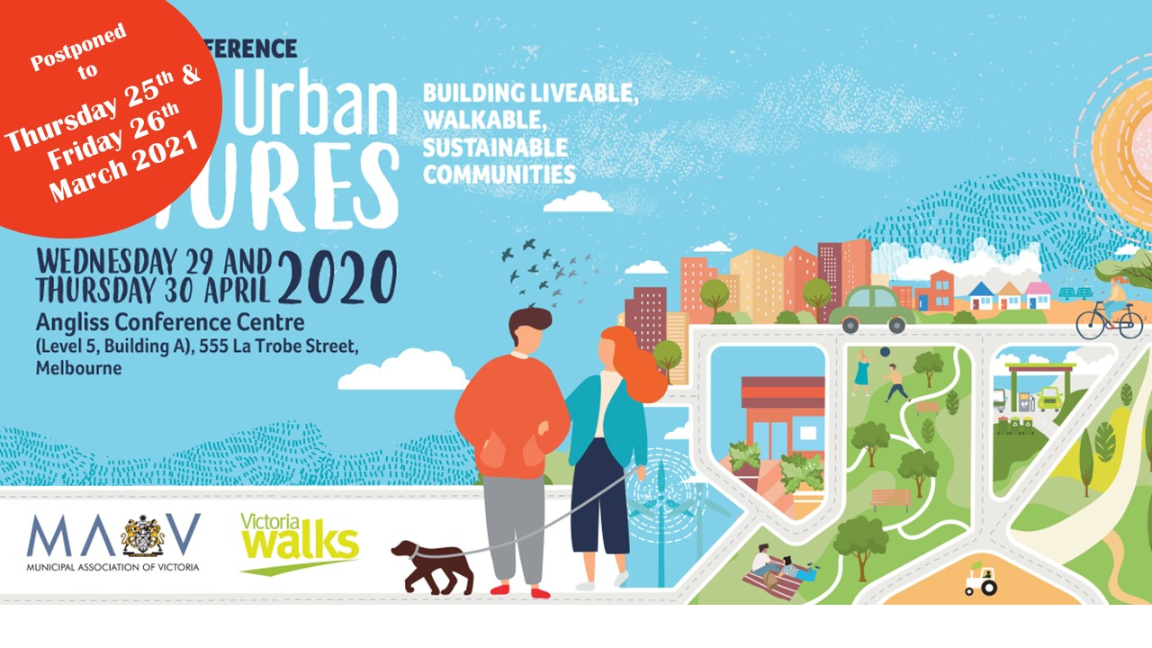 Smart Urban Futures National Conference