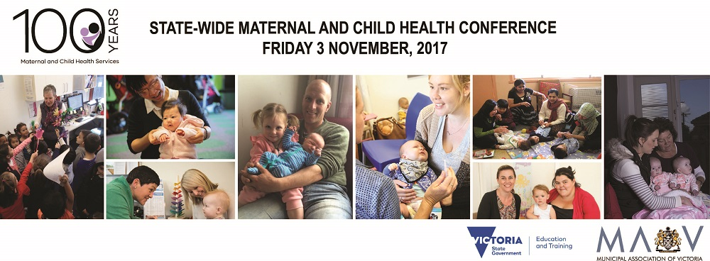 State-Wide Maternal Child Health Conference, November 2017