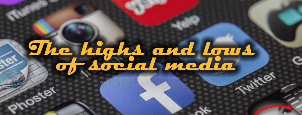 The Highs and Lows of Social Media Workshop - June 2019 CDP