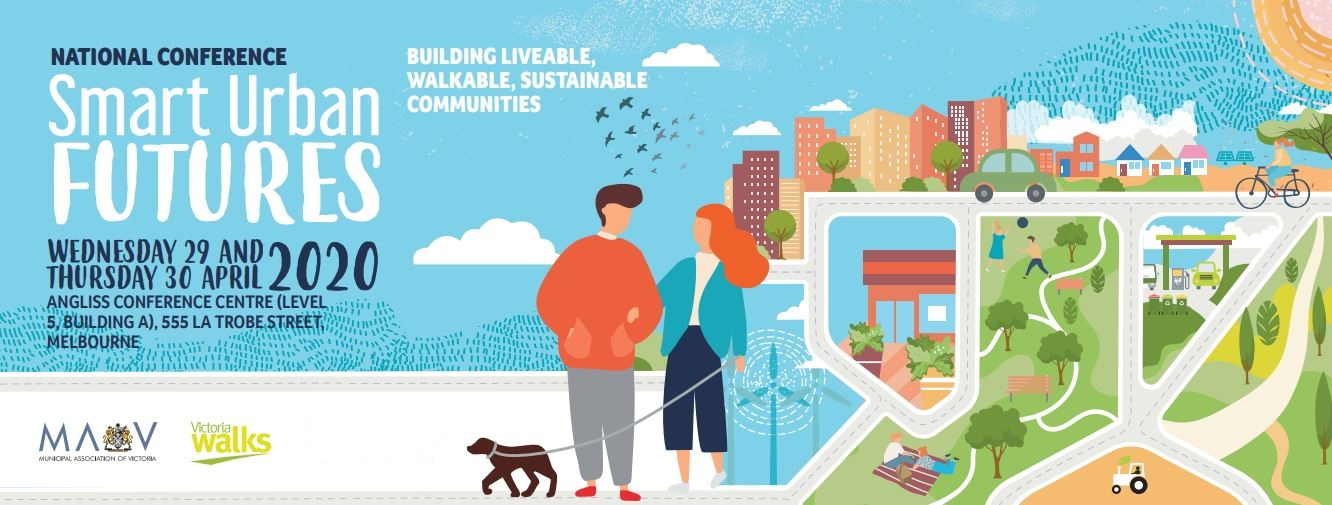 2020 Smart Urban Futures National Conference