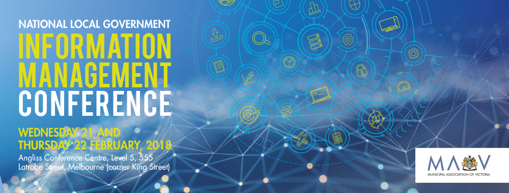 2018 National Local Government Information Management Conference