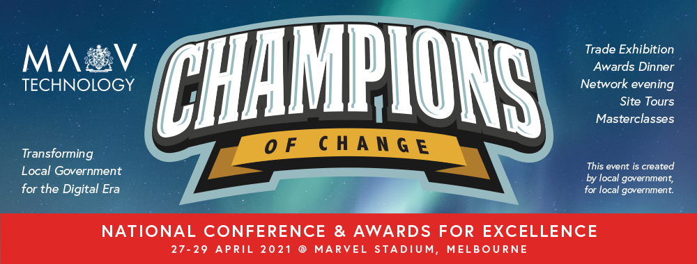 Champions of Change National Conference 2021