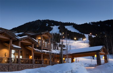 Grand View Lodge Winter