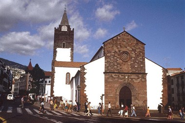 Funchal's Cathedral - Se Catedral