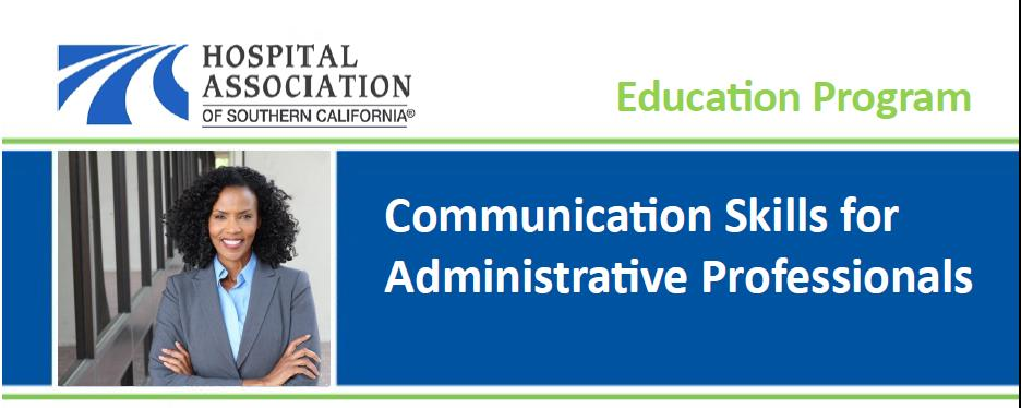 Communication Skills for Administrative Professionals
