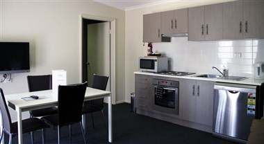 Business Suite Accommodation