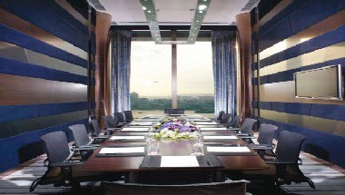 Harbour Club Lounge Boardroom