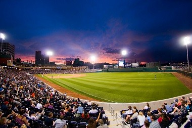 Freight House District/ Reno Aces Ballpark