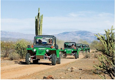 Fort McDowell Adventures - Offroad Tour