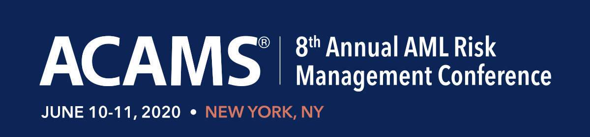 ACAMS 8th Annual AML Risk Management Conference