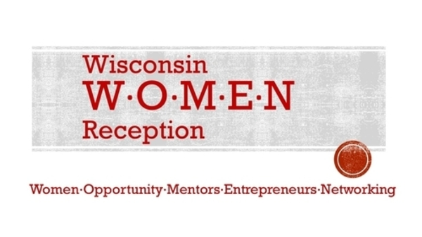 Wisconsin WOMEN Reception