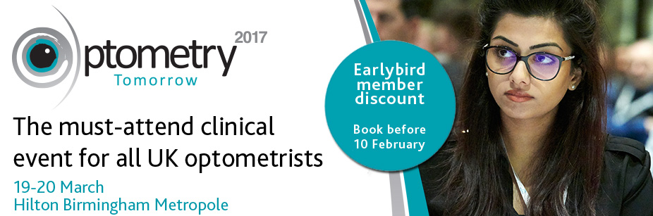 Optometry Tomorrow 2017