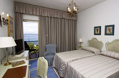 Comfort double sea view with balcon