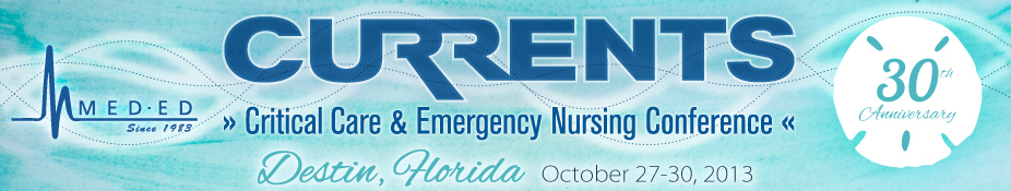 CURRENTS 2013 | Destin, FL | Sandestin Golf and Beach Resort | October 27-30, 2013