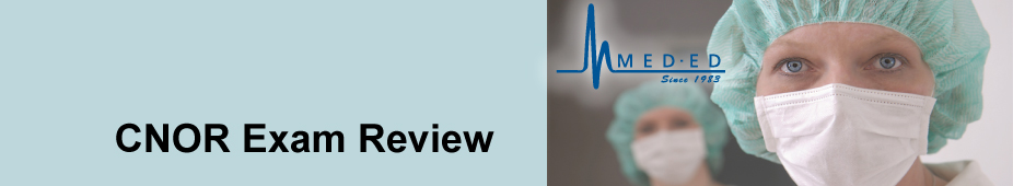 CNOR Exam Review