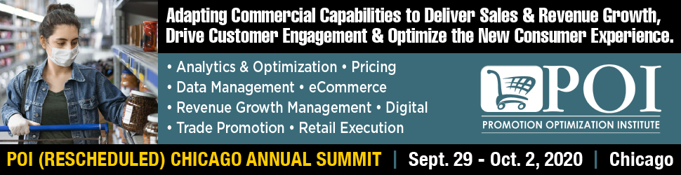 Centering Commercial Capabilities to Deliver Sales & Revenue Growth, Drive Customer Engagement & Optimize the Customer Experience - Rescheduled from April 2020