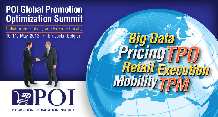 POI Global Promotion Optimization Summit