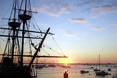 Historic Plymouth Harbor
