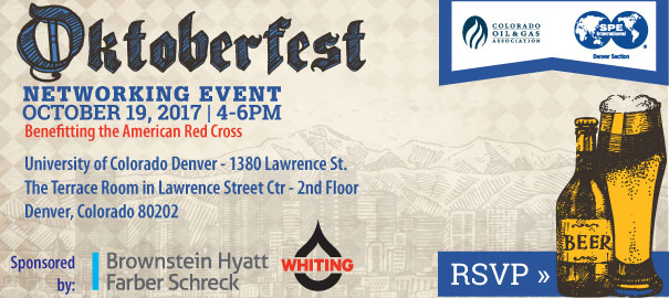 COGA Oktoberfest Fall Networking Event - October 19, 2017