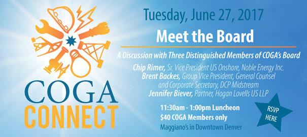 COGA Connect Luncheon - June 27