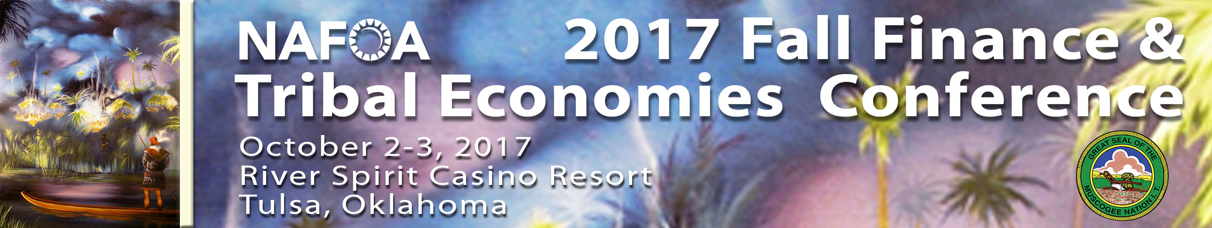 2017 Fall Finance & Tribal Economies Conference