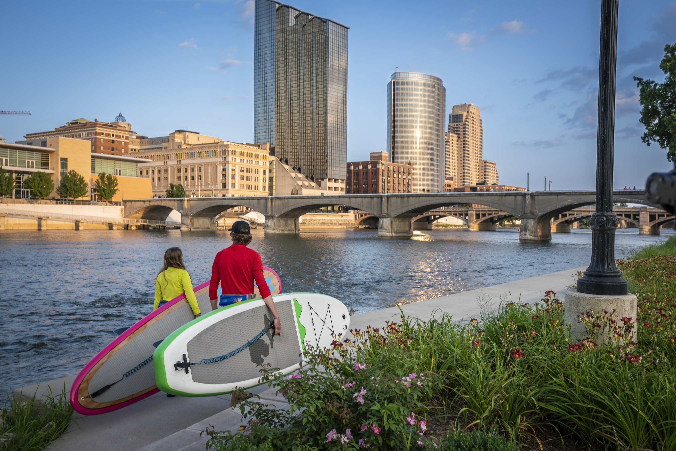 Recreation in Grand Rapids