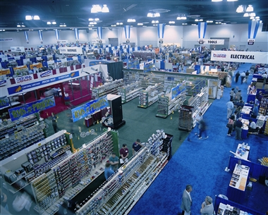 Ontario Convention Center Exhibit Hall AB