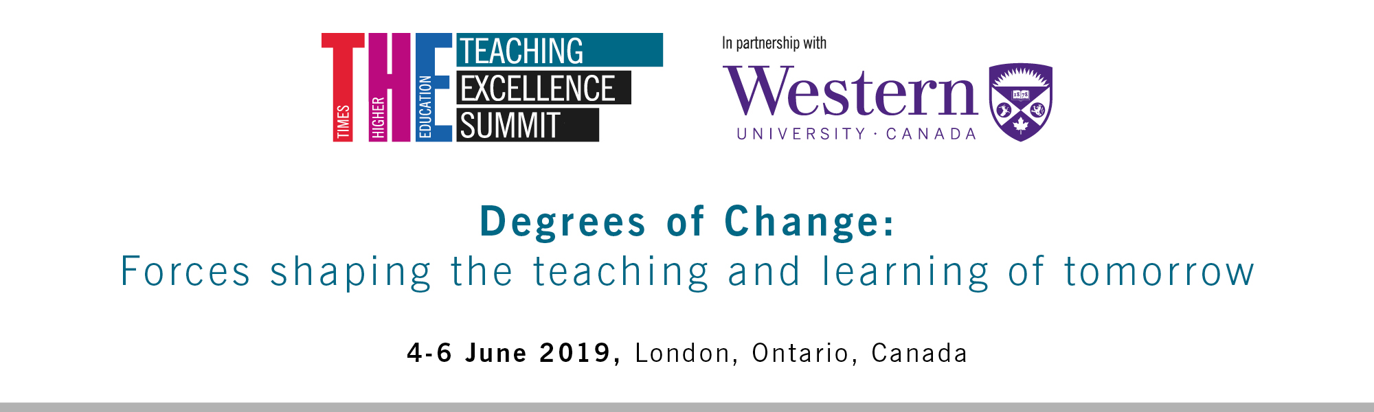 THE Teaching Excellence Summit 2019