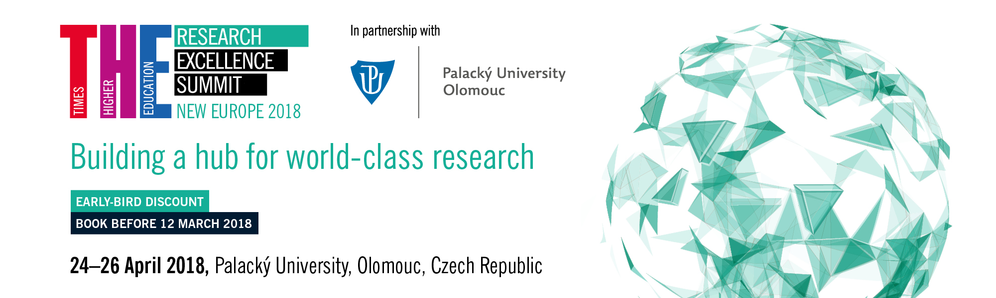 THE Research Excellence Summit: New Europe