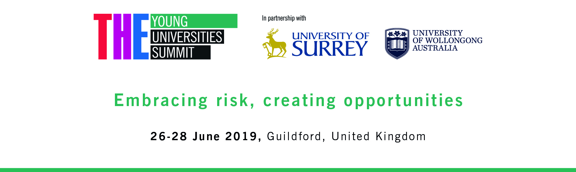 THE Young Universities Summit 2019
