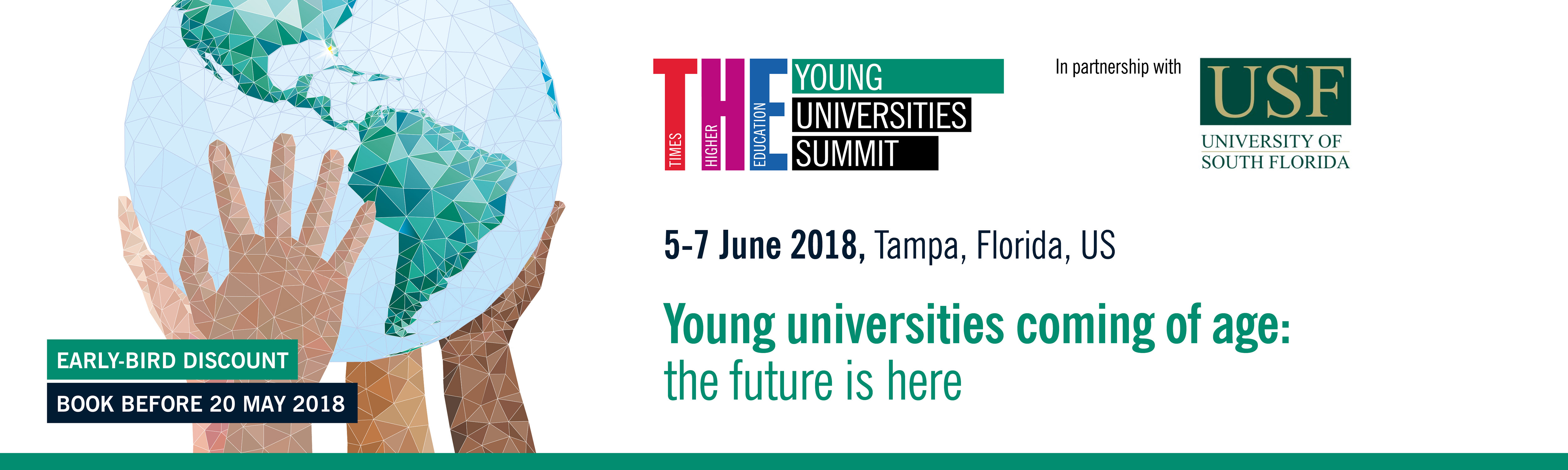 THE Young Universities Summit 2018