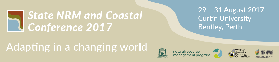 State NRM and Coastal Conference 2017