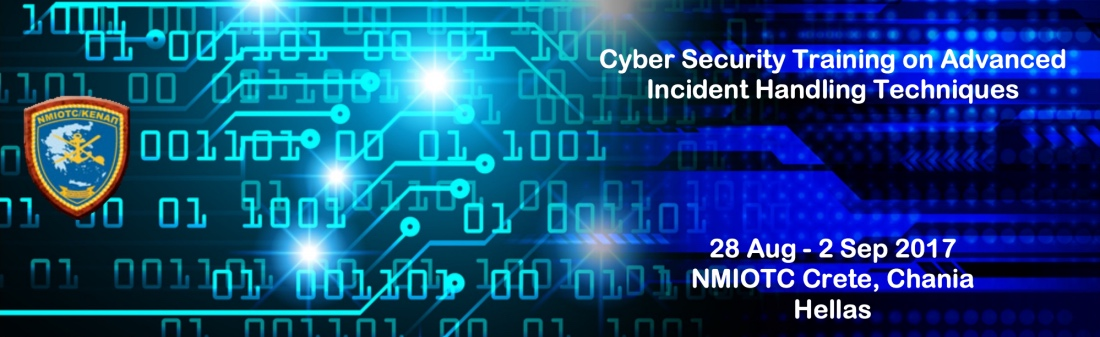 Cyber Security Training on Advanced Incident Handling Techniques