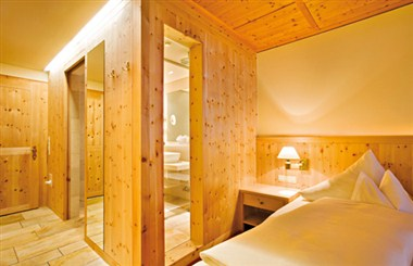 Swiss Pine Room