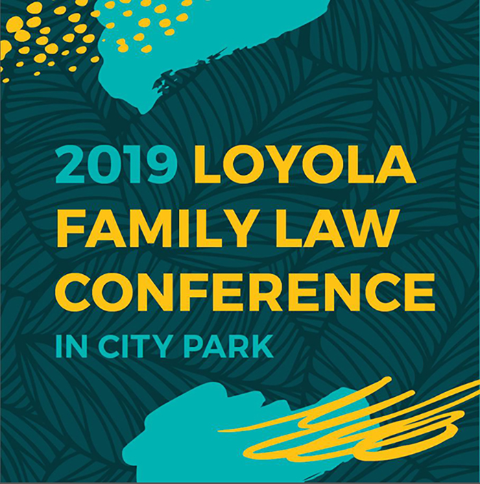 2019 Family Law Conference in City Park