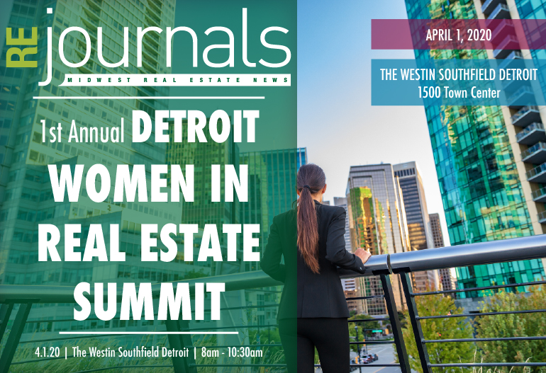 1st Annual Detroit Women in Real Estate Summit