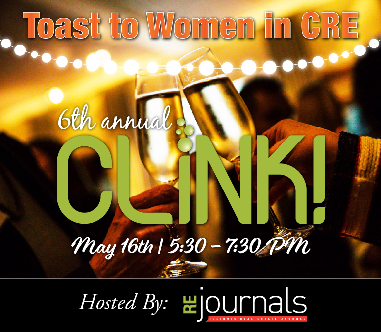6th Annual CLINK! Toast to Women in CRE