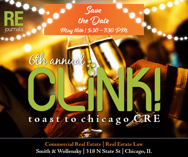 6th Annual CLINK! Toast to Chicago CRE