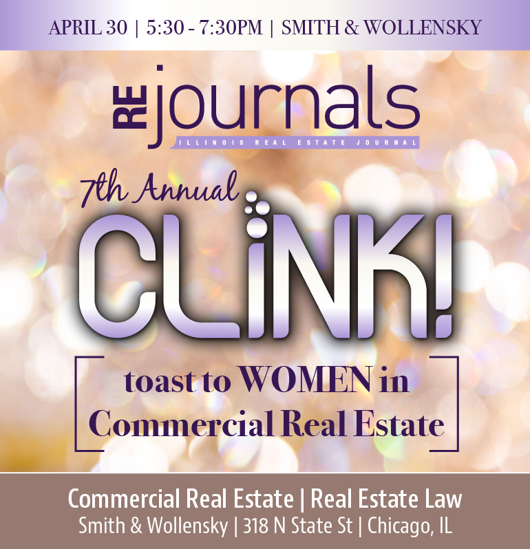 7th Annual CLINK! Toast to Women in Commercial Real Estate
