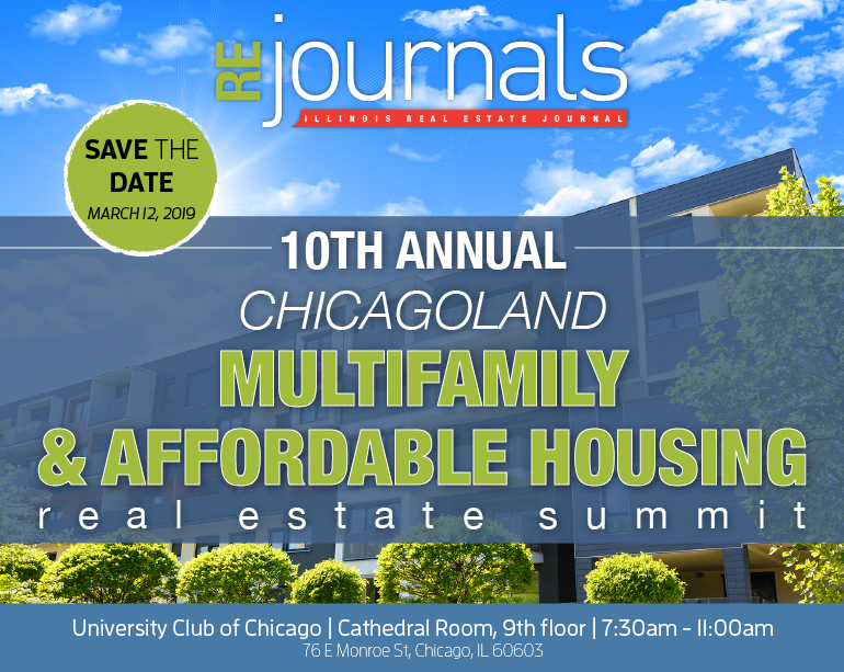 10th Annual Chicagoland Multifamily & Affordable Housing Real Estate Summit