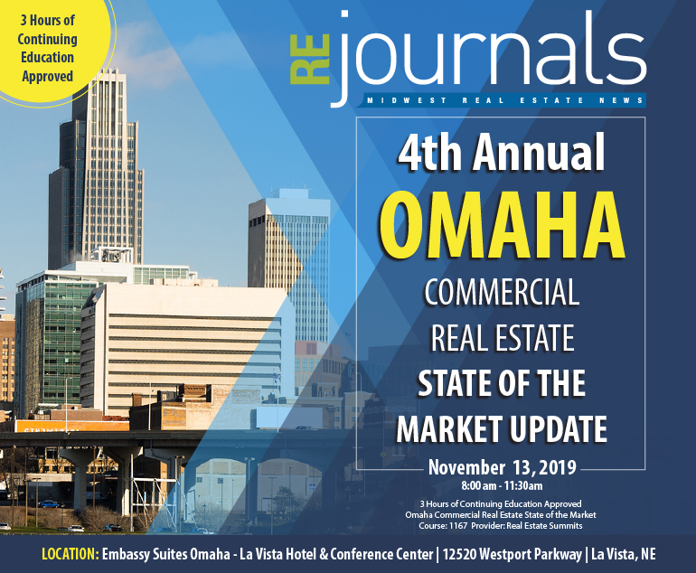 4th Annual Omaha Commercial Real Estate State of the Market Update