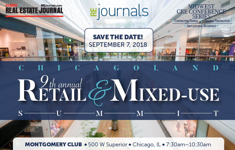 9th Annual Chicagoland Retail & Mixed-Use Summit