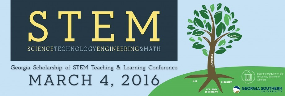 Georgia Scholarship of STEM Teaching and Learning Conference