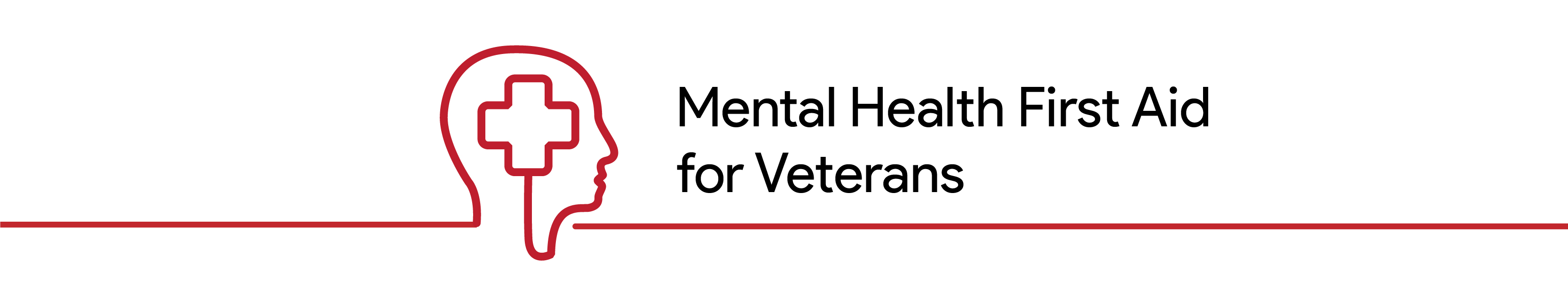 Mental Health First Aid for Veterans