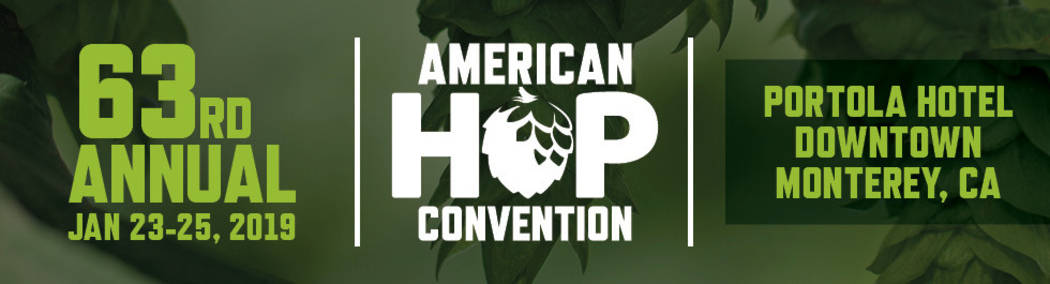 63rd American Hop Convention