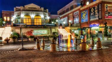 Newport on the Levee Entertainment Complex