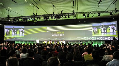Congress at Expo Guadalajara